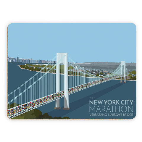 New York, USA Placemat
