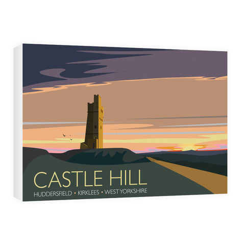 Castle Hill, Huddersfield, Yorkshire 60cm x 80cm Canvas