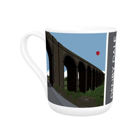 Denby Dale, Kirlees, Yorkshire Bone China Mug