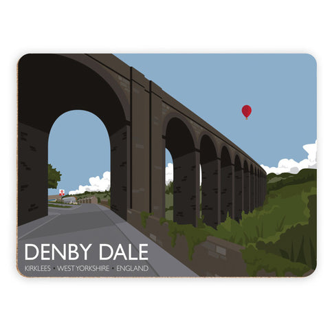 Denby Dale, Kirlees, Yorkshire Placemat