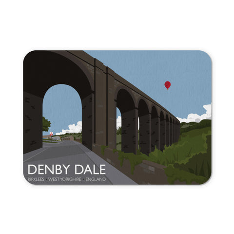 Denby Dale, Kirlees, Yorkshire Mouse Mat
