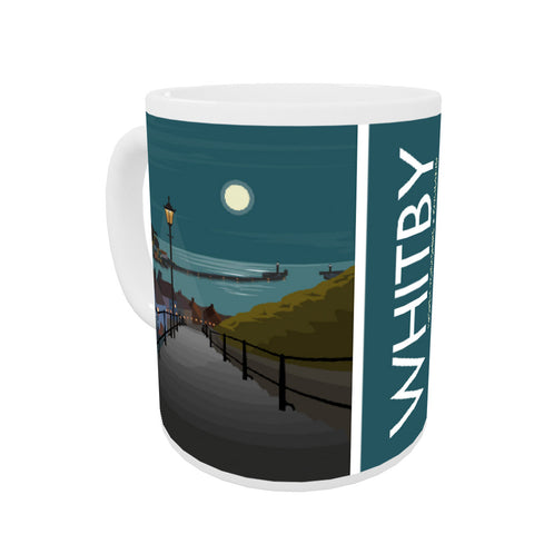 Whitby, Yorkshire Coloured Insert Mug