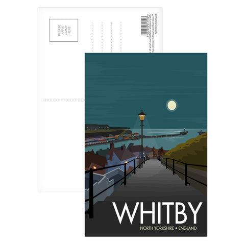Whitby, Yorkshire Postcard Pack
