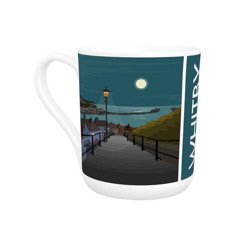 Whitby, Yorkshire Bone China Mug