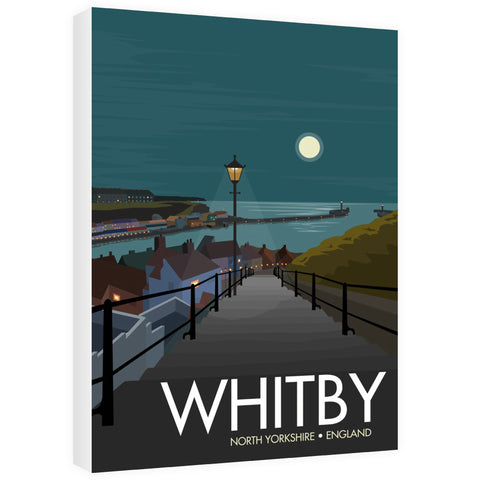 Whitby, Yorkshire 60cm x 80cm Canvas