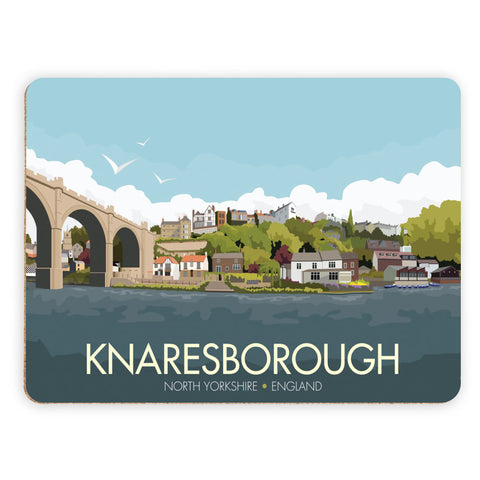 Knaresborough, Yorkshire Placemat
