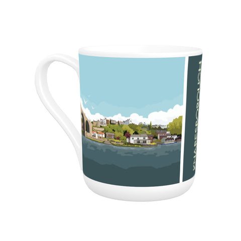 Knaresborough, Yorkshire Bone China Mug