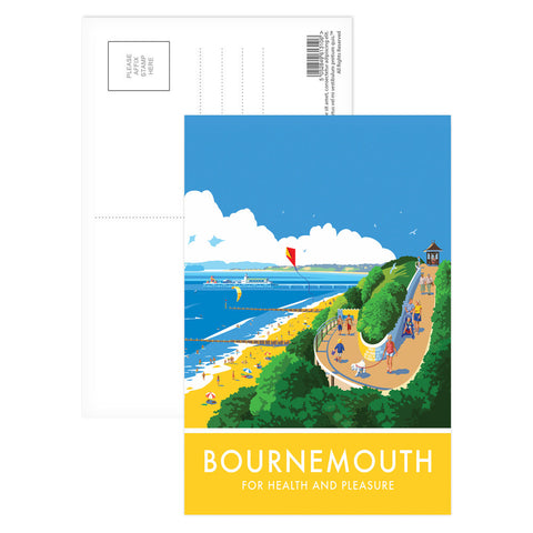 Bournemouth, Dorset Postcard Pack