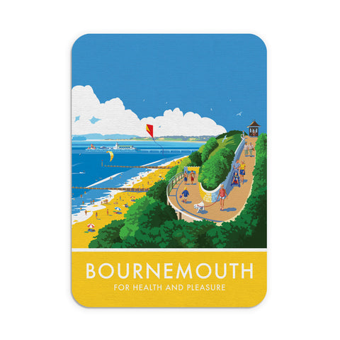 Bournemouth, Dorset Mouse Mat