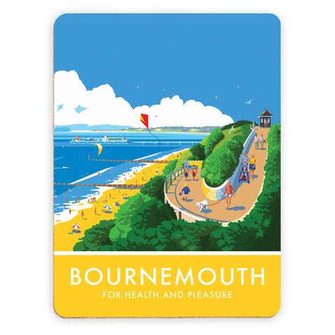 Bournemouth, Dorset Placemat