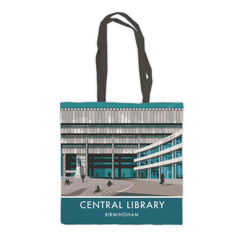Central Library, Birmingham, West Midlands Premium Tote Bag
