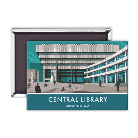 Central Library, Birmingham, West Midlands Magnet