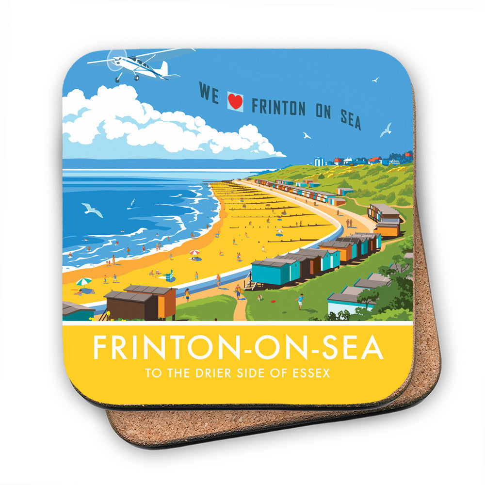 Frinton on Sea, Essex MDF Coaster