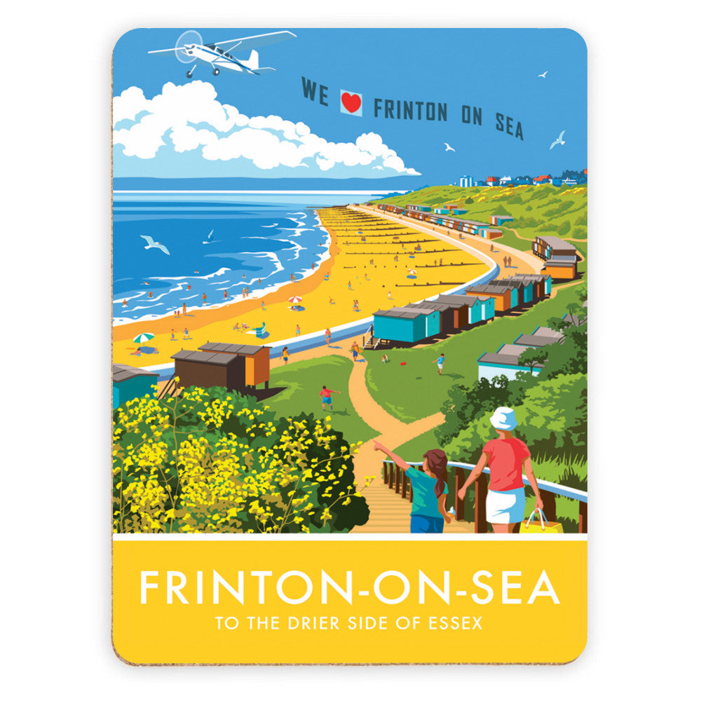 Frinton on Sea, Essex Placemat