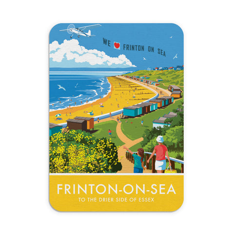 Frinton on Sea, Essex Mouse mat
