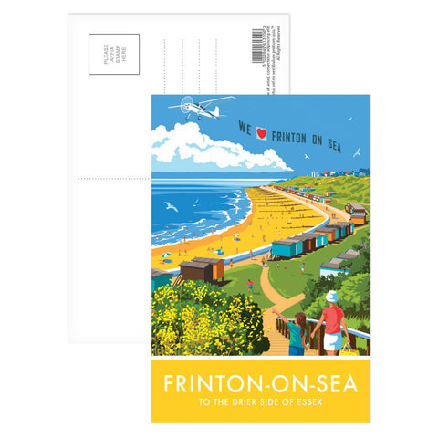 Frinton on Sea, Essex Postcard Pack