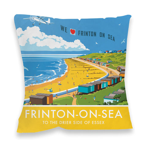 Frinton on Sea, Essex Fibre Filled Cushion