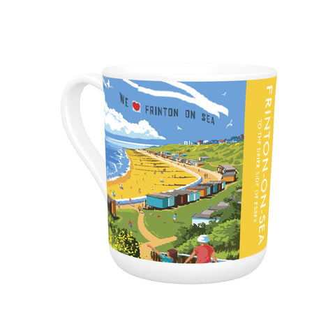 Frinton on Sea, Essex Bone China Mug