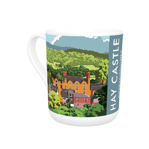 Hay Castle, Herefordshire Bone China Mug