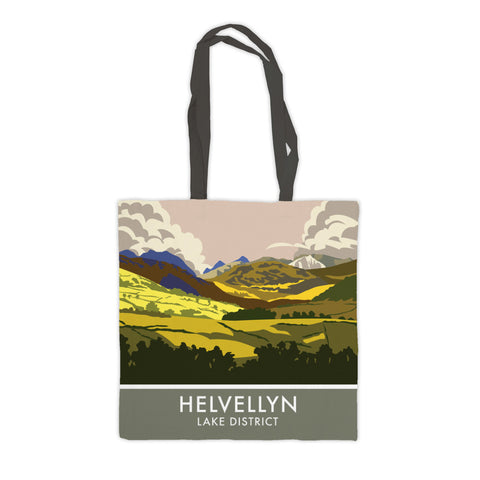 Helvellyn, Lake District, Cumbria Premium Tote Bag