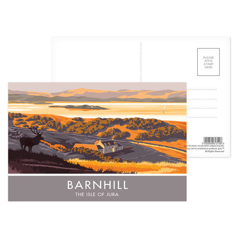 Barnhill, The Isle of Jura, Scotland Postcard Pack