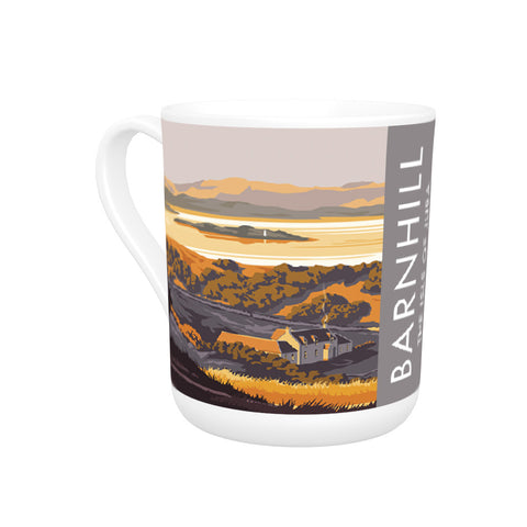 Barnhill, The Isle of Jura, Scotland Bone China Mug