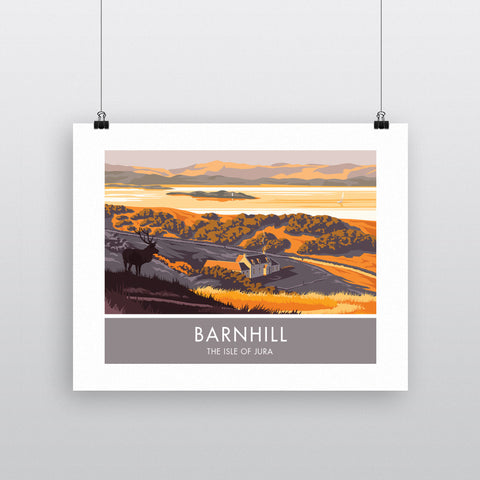 Barnhill, The Isle of Jura, Scotland 90x120cm Fine Art Print