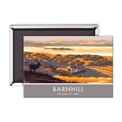 Barnhill, The Isle of Jura, Scotland Magnet