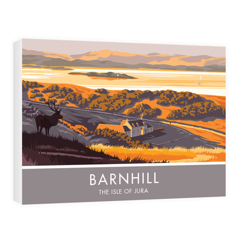 Barnhill, The Isle of Jura, Scotland 60cm x 80cm Canvas
