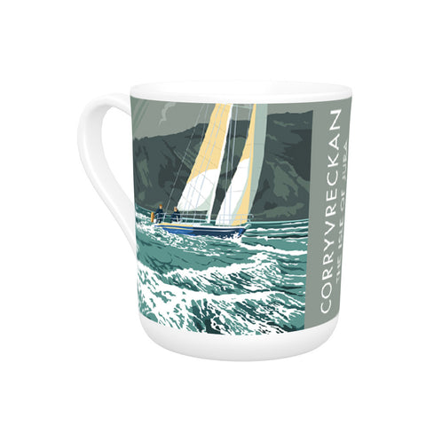 Corryvreckan, The Isle of Jura, Scotland Bone China Mug