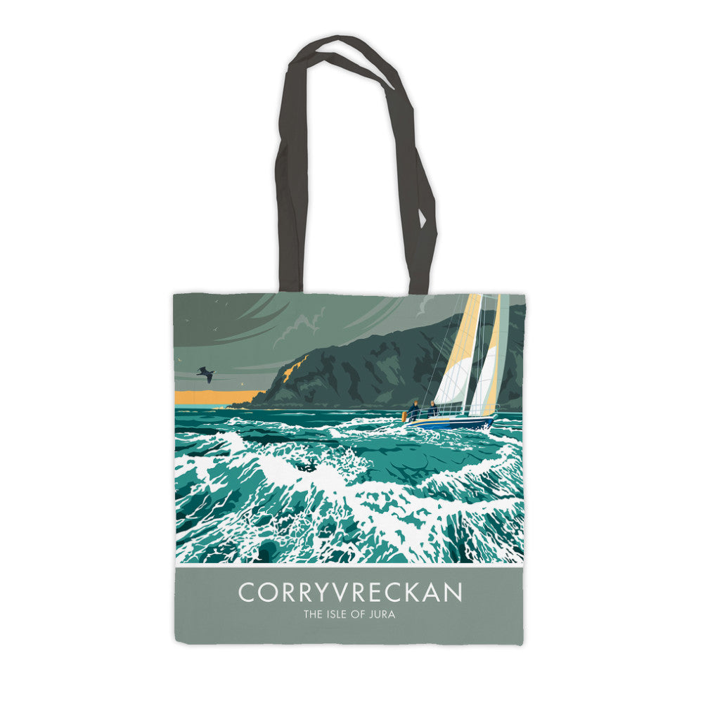Corryvreckan, The Isle of Jura, Scotland Premium Tote Bag