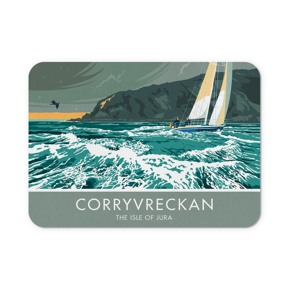 Corryvreckan, The Isle of Jura, Scotland Mouse mat