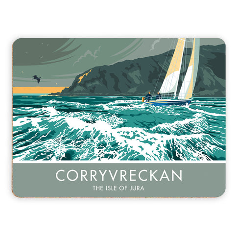 Corryvreckan, The Isle of Jura, Scotland Placemat