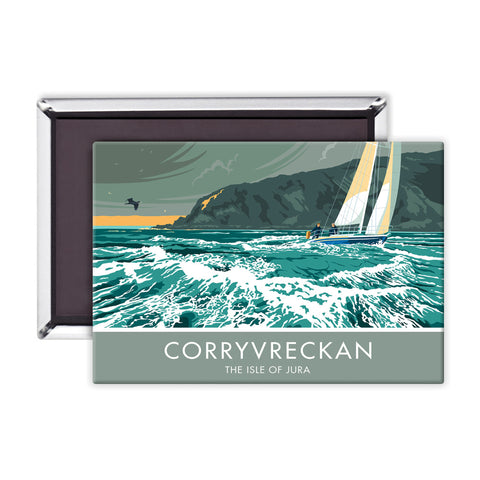 Corryvreckan, The Isle of Jura, Scotland Magnet