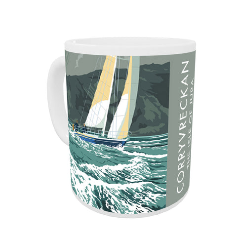 Corryvreckan, The Isle of Jura, Scotland Mug