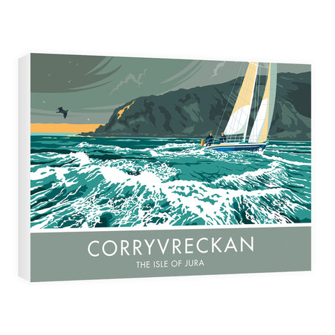 Corryvreckan, The Isle of Jura, Scotland 60cm x 80cm Canvas