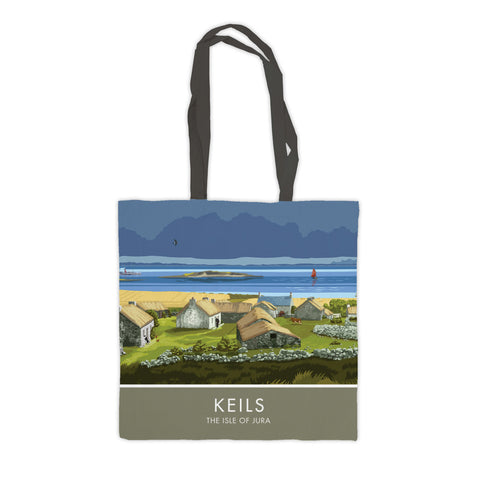 Craighouse, The Isle of Jura, Scotland Premium Tote Bag
