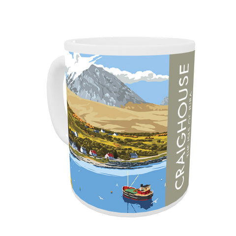 Craighouse, The Isle of Jura, Scotland Mug