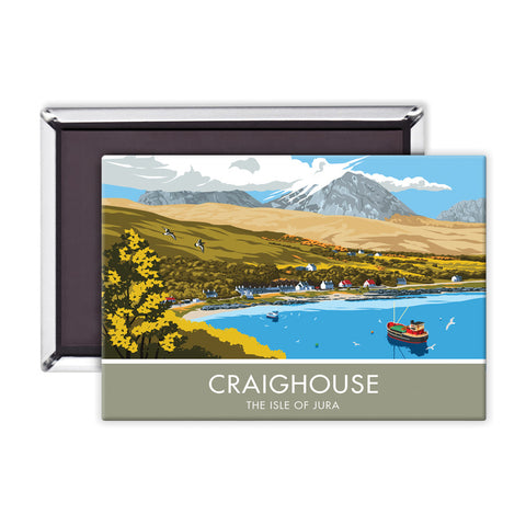 Craighouse, The Isle of Jura, Scotland Magnet