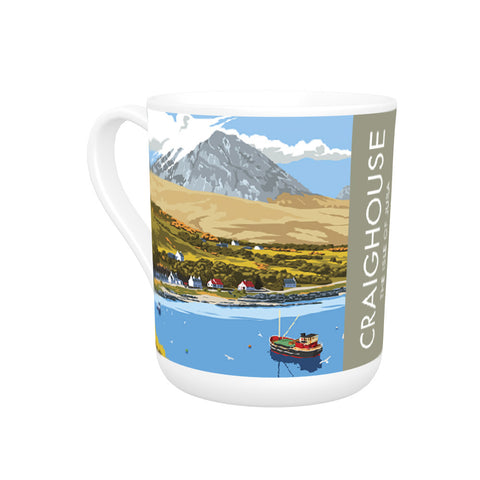 Craighouse, The Isle of Jura, Scotland Bone China Mug