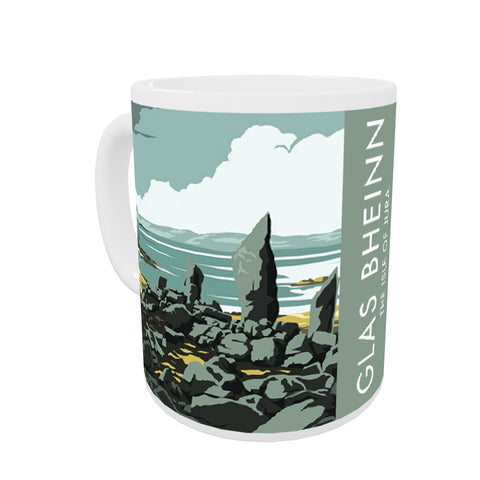 Glas Bheinn, The Isle of Jura, Scotland Mug