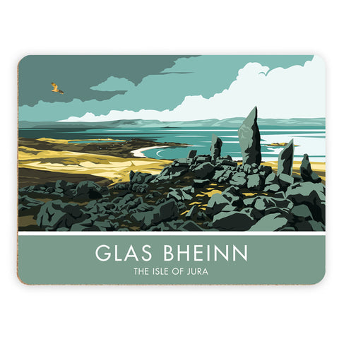 Glas Bheinn, The Isle of Jura, Scotland Placemat