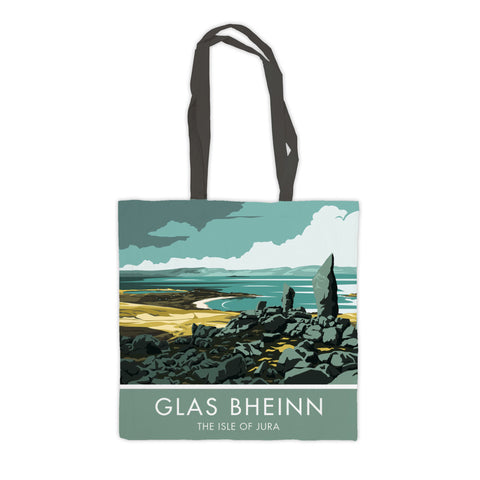 Glas Bheinn, The Isle of Jura, Scotland Premium Tote Bag