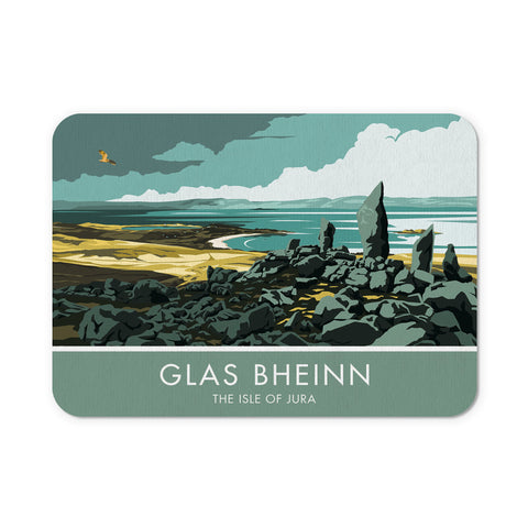 Glas Bheinn, The Isle of Jura, Scotland Mouse mat