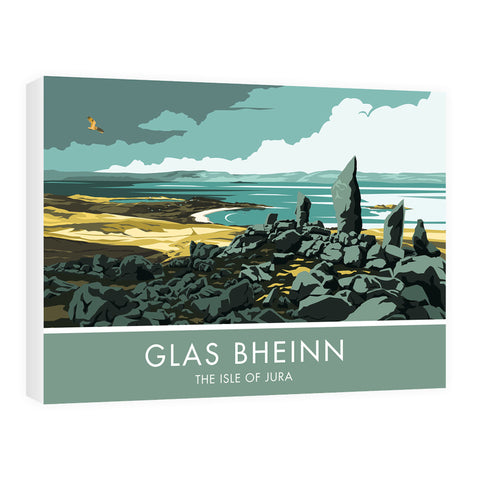 Glas Bheinn, The Isle of Jura, Scotland 60cm x 80cm Canvas
