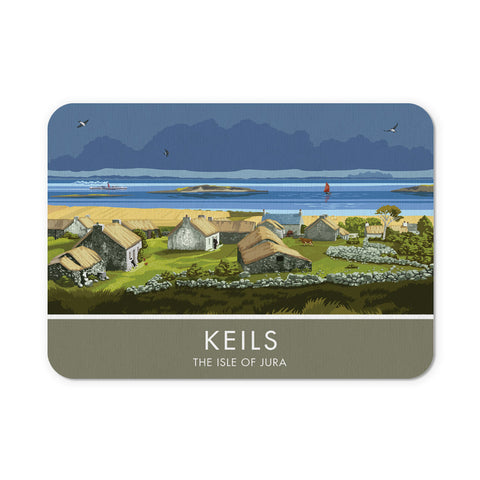 Keils, The Isle of Jura, Scotland Mouse mat