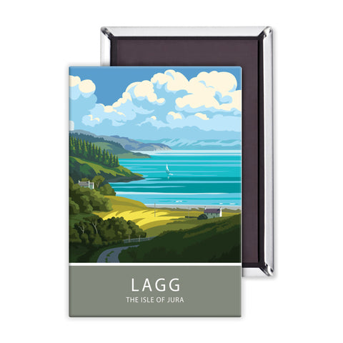 Lagg, The Isle of Jura, Scotland Magnet