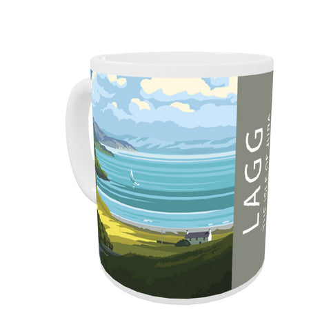Lagg, The Isle of Jura, Scotland Coloured Insert Mug