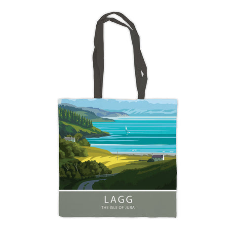 Lagg, The Isle of Jura, Scotland Premium Tote Bag