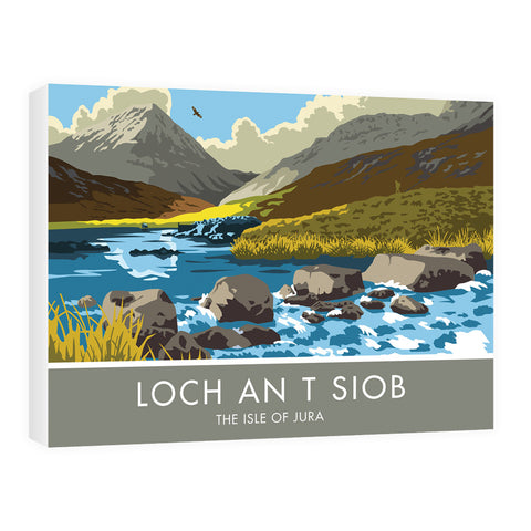 Loch An T Siob, The Isle of Jura, Scotland 60cm x 80cm Canvas